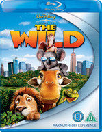 THE WILD (UK) BLU-RAY
