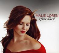 HALIE LOREN - AFTER DARK CD