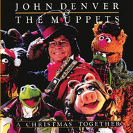 JOHN DENVER & MUPPETS - CHRISTMAS TOGETHER CD
