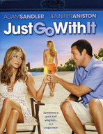 JUST GO WITH IT (WS) BLU-RAY