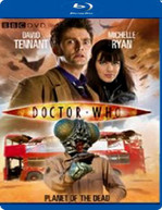 DOCTOR WHO - PLANET OF THE DEAD (UK) BLU-RAY