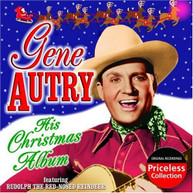 GENE AUTRY - HIS CHRISTMAS ALBUM CD