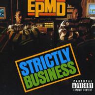 EPMD - STRICTLY BUSINESS CD