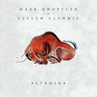 MARK KNOPFLER EVELYN - ALTAMIRA GLENNIE - ALTAMIRA - SOUNDTRACK CD