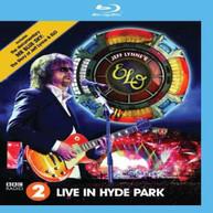 JEFF LYNNE (ELO) - LIVE IN HYDE PARK BLU-RAY