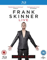 FRANK SKINNER - MAN IN A SUIT (UK) BLU-RAY