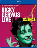 RICKY GERVAIS - LIVE - SCIENCE (UK) BLU-RAY
