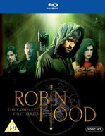 ROBIN HOOD SERIES 1 COMPLETE BOX SET BLU RAY (UK) BLU-RAY