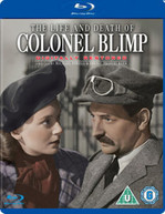 THE LIFE AND DEATH OF COLONEL BLIMP (UK) BLU-RAY
