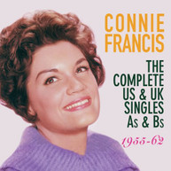 CONNIE FRANCIS - FRANCIS CONNIE-COMPLETE US CD