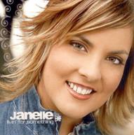 JANELLE - LIVIN FOR SOMETHING CD