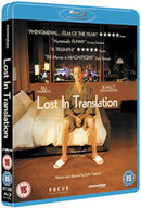 LOST IN TRANSLATION (UK) BLU-RAY