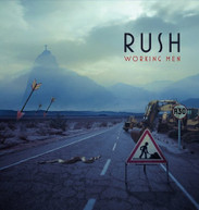 RUSH - WORKING MEN CD
