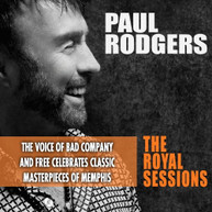 PAUL RODGERS - THE ROYAL SESSIONS - PAUL CD