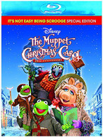 MUPPETS CHRISTMAS CAROL: SPECIAL EDITION 2012 BLU-RAY