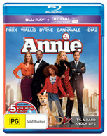 ANNIE (2014) (BLU-RAY/UV) (2014) BLURAY