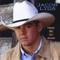 JACOB LYDA - HERE WE GO AGAIN CD