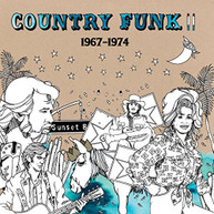 COUNTRY FUNK 2: 1967 -1974 - VARIOUS CD