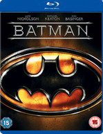 BATMAN (UK) - BLU-RAY