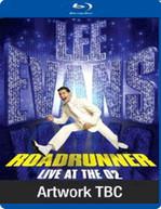 LEE EVANS - ROADRUNNER - LIVE AT THE O2 (UK) BLU-RAY