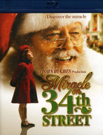 MIRACLE ON 34TH STREET (1994) (WS) BLU-RAY