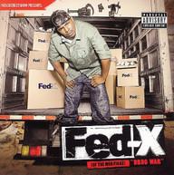 FED -X - DRUG WAR CD