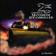 MANNHEIM STEAMROLLER - 25 YEAR CELEBRATION MANNHEIM STEAMROLLER CD