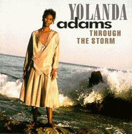 YOLANDA ADAMS - THROUGH THE STORM CD