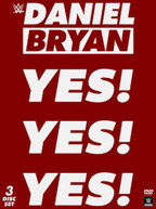WWE - DANIEL BRYAN - JUST SAY YES YES YES (UK) BLU-RAY