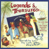 C.W. COLT - LEGENDS & TREASURES CD