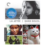 CRITERION COLLECTION: LA JETEE & SANS SOLEIL BLU-RAY