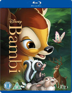 BAMBI (UK) BLU-RAY