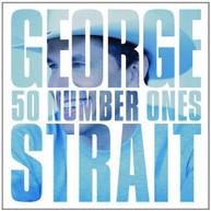 GEORGE STRAIT - 50 NUMBER ONES CD