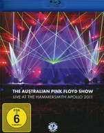 AUSTRALIAN PINK FLOYD SHOW - 2011-LIVE FROM THE HAMMERSMITH APOLLO / BLURAY