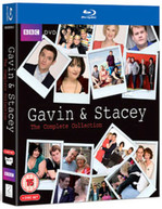 GAVIN AND STACEY SERIES 1-3 AND XMAS SPECIAL (UK) BLU-RAY