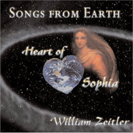 WILLIAM ZEITLER - SONGS FROM EARTH CD