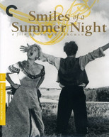 CRITERION COLLECTION: SMILES OF A SUMMER NIGHT BLU-RAY