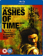 ASHES OF TIME REDUX (UK) BLU-RAY