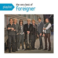 FOREIGNER - PLAYLIST: VERY BEST OF FOREIGNER CD