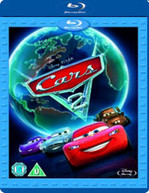 CARS 2 (UK) - BLU-RAY