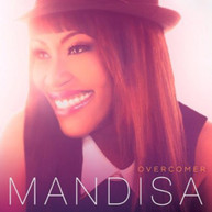 MANDISA - OVERCOMER CD