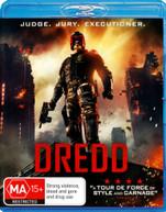 DREDD (2012) BLURAY