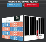 FREDDIE - HERE TO STAY HUBBARD /  HUB - HERE TO STAY / HUB-TONES CD