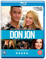 DON JON (UK) BLU-RAY
