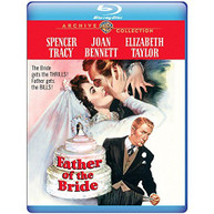 FATHER OF THE BRIDE (MOD) BLU-RAY