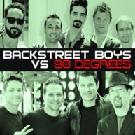 BACKSTREET BOYS 98 DEGREES - BACKSTREET BOYS VS 98 DEGREES CD