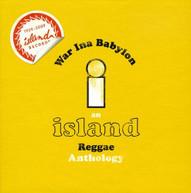 ISLAND REGGAE ANTHOLOGY: WAR INNA BABYLON - VARIOUS CD