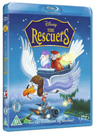 THE RESCUERS (UK) BLU-RAY