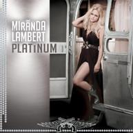 MIRANDA LAMBERT - PLATINUM CD