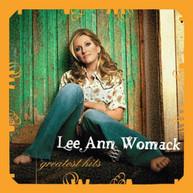 LEE ANN WOMACK - GREATEST HITS CD